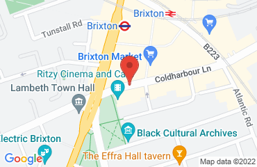 Upstairs At The Ritzy, Coldharbour Lane, Brixton Oval, London SW2 1JG, United Kingdom