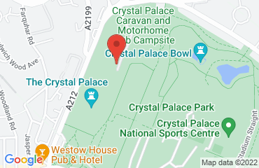 Crystal Palace Park, Crystal Palace, London se19 1ue, United Kingdom