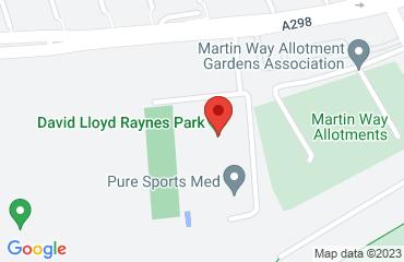 Lounge Bar, David Lloyd Club, Bushey Road, Raynes Park, London SW20 8TE, United Kingdom