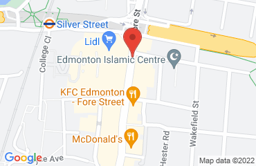 2000 Halls, Fore Street, London N18 2JB, United Kingdom
