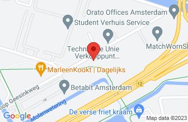 Goodvibes, H.J.E. wenckebachweg 180, Amsterdam 1096 AS, Netherlands