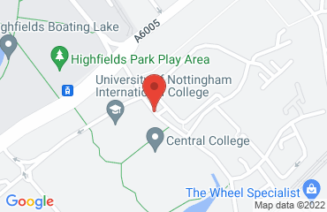 Nottingham Science Park, Jesse Boot Avenue, University Boulevard, Nottingham NG7 2RU, United Kingdom