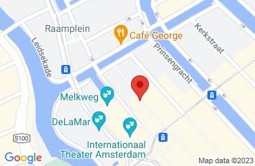 Nova, Korte Leidsedwarsstraat 16, 1017 RC, Amsterdam 1017, United Kingdom