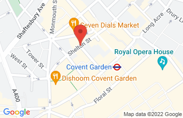 Be At One, Langley Street, Covent Garden, London WC2H 9JA, United Kingdom
