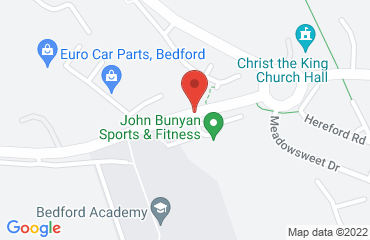 Bunyan Sports Centre, Mile Road, Bedford MK42 9TS, United Kingdom