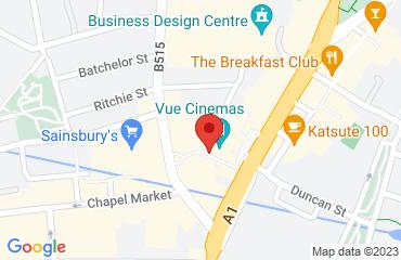O2 Academy Islington, N1 Centre, Angel Central, 16 Parkfield Street, London N1 0PS, United Kingdom