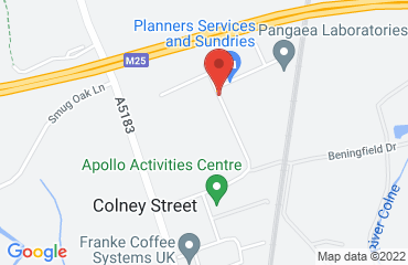 Springfield Farm, Old Parkbury Lane, Colney Street, Hertfordshire AL2 2DY, United Kingdom