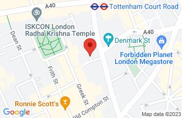 The Borderline, Orange Yard, Manette St., London W1D 4JB, United Kingdom