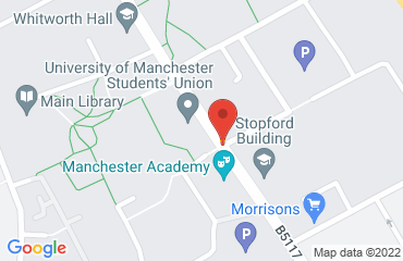 Manchester Academy, Oxford Road, Manchester M13 9PR, United Kingdom