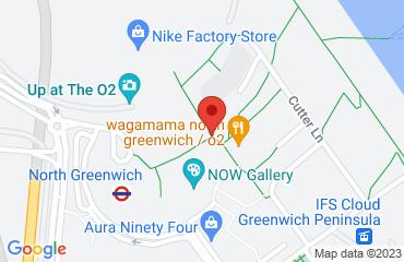 The O2, Peninsula Square, London SE10 0DX, United Kingdom