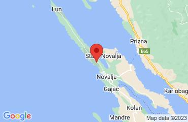 Novalja Pier, Plastica Ul, Novalja 53291, Croatia