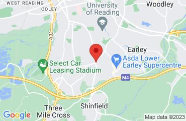 University of Reading, Shinfield Road, Reading RG6 6UR, United Kingdom