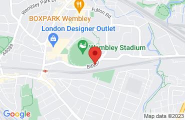 Crystal Club, South Way, Wembley, London HA9 0HB, United Kingdom