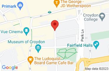 The Front Room, St George's Walk, Croydon CR0 1YL, United Kingdom