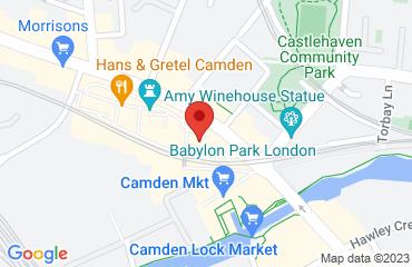 FEST Camden, Stables Market, London NW1 8AF, United Kingdom