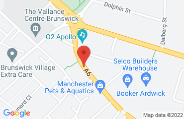 O2 Apollo Manchester, Stockport Road, Manchester M12 6AP, United Kingdom