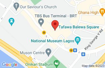 Cricket Pitch, Tafawa Balewa Square, Lagos Island Lagos, Nigeria
