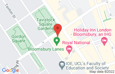 Bloomsbury Bowling Lanes, Tavistock Hotel Basement, Bedford Way, London WC1H 9EU, United Kingdom