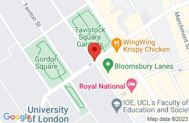 THE KINGPIN SUITE, Tavistock Square, Bedford Way, London WC1H 9EU, United Kingdom