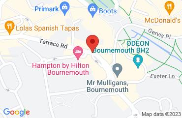 Hilton Hotel, Terrace Rd, Bournemouth BH2 5EL, United Kingdom