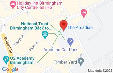 101 Nightclub, The Arcadian Centre, Hurst Street, Birmingham B5 4TD, United Kingdom