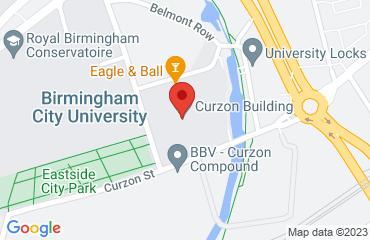 Birmingham City University, The Curzon Building, 4 Cardigan Street, Birmingham B4 7BD, United Kingdom