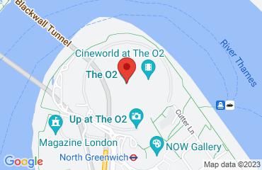 Building Six, The O2, London SE10 0DX, United Kingdom