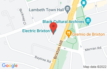 Electric Brixton, Town Hall Parade, London SW2 1RJ, United Kingdom