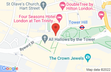 Brasserie Blanc (Tower Hill), Trinity Square (Tower of London), Trinity Square (Tower of London), London EC3N 4AA, United States