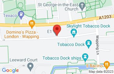 E1, Unit 2, 110 Pennington Street, London E1W 2BB, United Kingdom