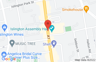 Islington Assembly Hall, Upper Street, London N1 2UD, United Kingdom