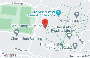 Reading University, White knights Campus, Shinfield Road Entrance, Reading RG6 6UR, United Kingdom