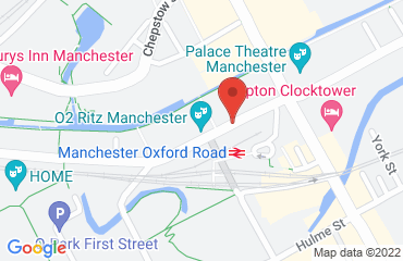O2 Ritz Manchester, Whitworth Street West, Manchester M1 5NQ, United Kingdom