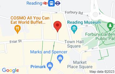 Walkabout, Wiston Terrace, Reading RG1 1DG, United Kingdom