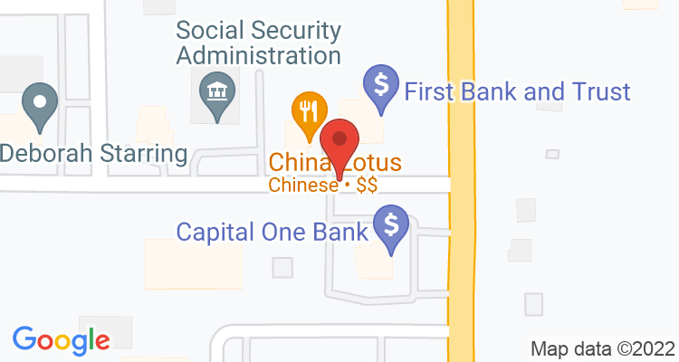 Hammond, LA Social Security Office Map