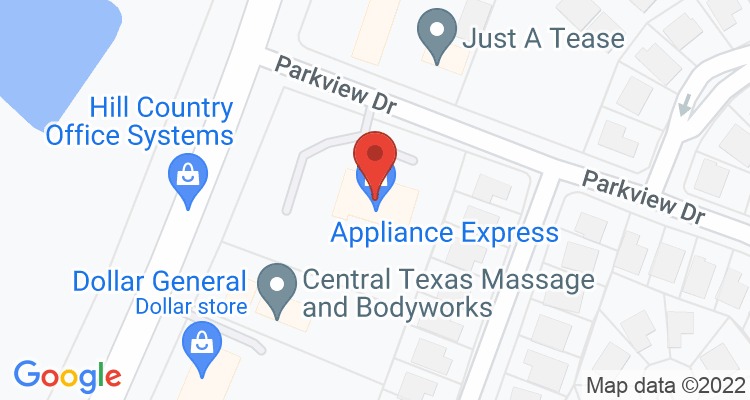 Georgetown, TX Social Security Office Map