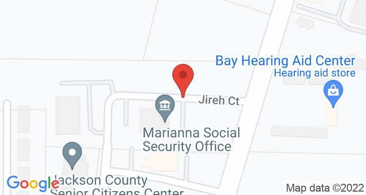 Marianna, FL Social Security Office Map