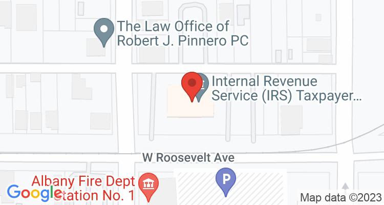 Albany, GA Social Security Office Map