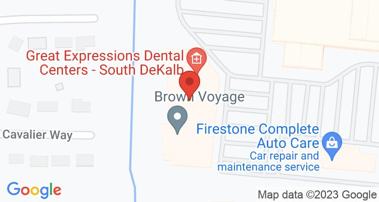 Decatur, GA Social Security Office Map