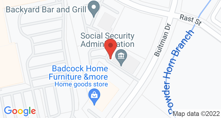 Sumter, SC Social Security Office Map