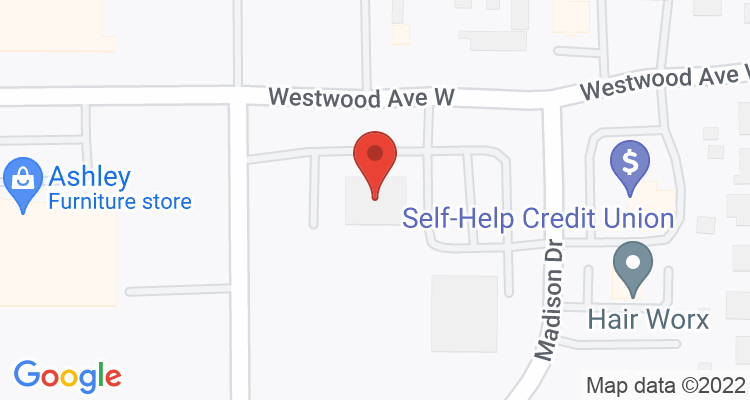 Wilson, NC Social Security Office Map