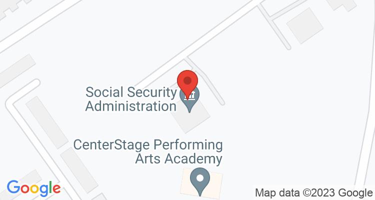 Gallatin, TN Social Security Office Map