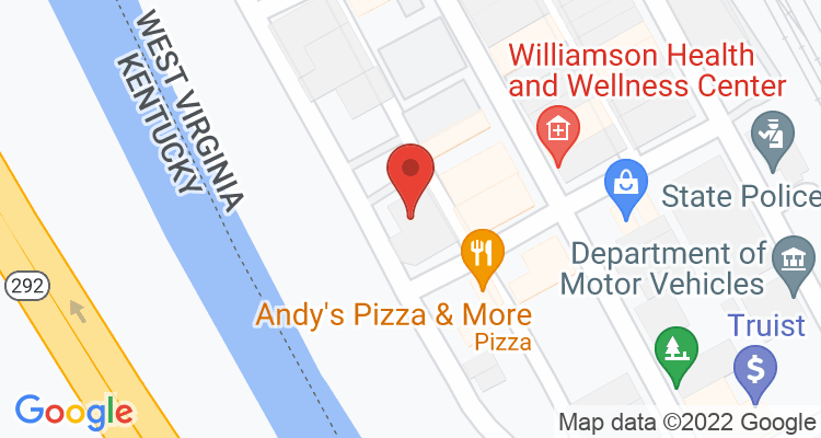 Williamson, WV Social Security Office Map