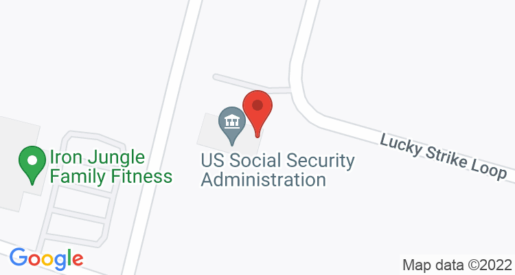 Owensboro, KY Social Security Office Map