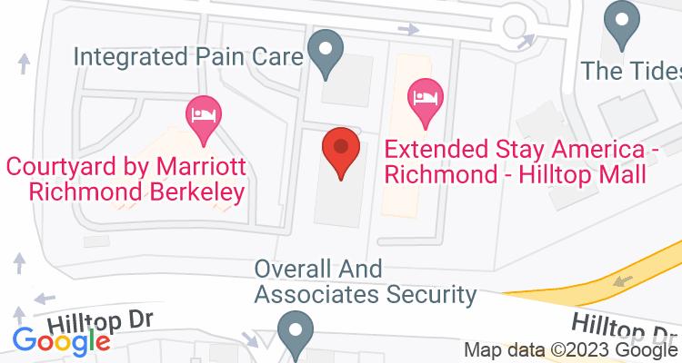 Richmond, CA Social Security Office Map