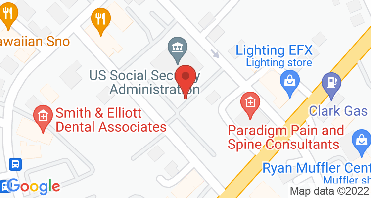 Florence, KY Social Security Office Map
