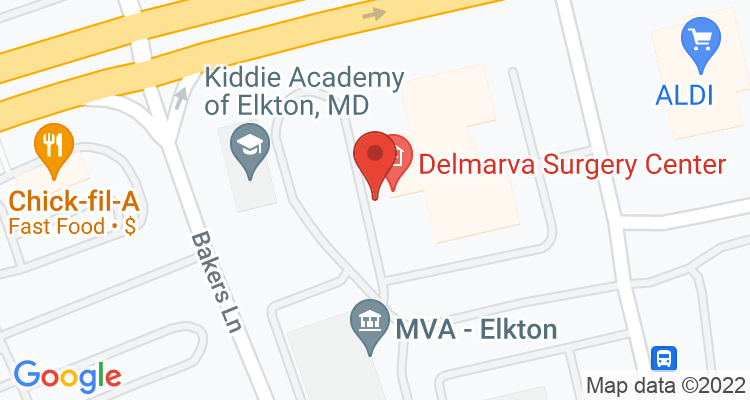Elkton, MD Social Security Office Map