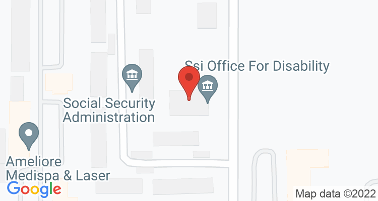 Saint Joseph, MO Social Security Office Map