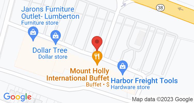 Mt Holly, NJ Social Security Office Map
