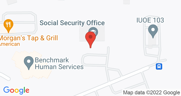 Fort Wayne, IN Social Security Office Map